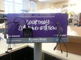 Charging Station Desk New It Services For 2013 New Equipment For Checkout Courtesy
