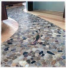 floor river rock floor tile friends4you org