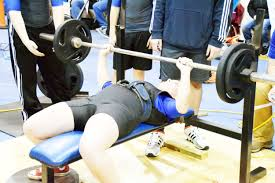 Training For Bench Press Competition Panther Lady Panther Powerlifting Teams Overpower The Competition