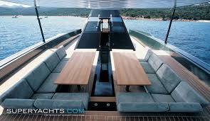 Power Boat Interiors Galeocerdo Intermarine Motor Yacht Superyachts Com