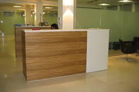 Corian Reception Desk Bespoke Reception Desks Custom Reception Counters Fusion