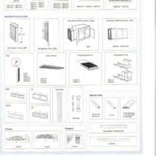 Standard Kitchen Base Cabinet Sizes Standard Kitchen Size Cabinet Dimensions Kitchen Cabinet Kitchen