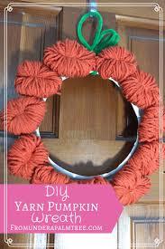 best 25 halloween yarn wreath ideas on pinterest diy halloween