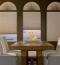 Curtain Ideas For Curved Windows Ideas For Window Treatments Blindsgalore Com