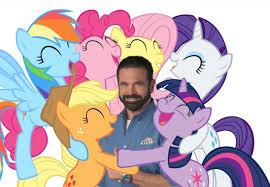 Group Hug Meme - 204563 applejack billy mays fluttershy group hug hug mane six