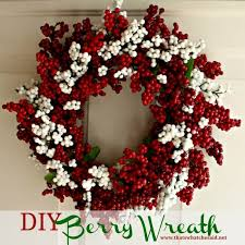 berry wreath diy berry wreath that s what che said