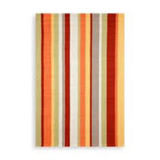 Zig Zag Outdoor Rug Trans Ocean Zigzag Indoor Outdoor Rug In Sunshine Indoor Outdoor