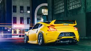 nissan 370z yellow limited edition 370z wallpapers group 94