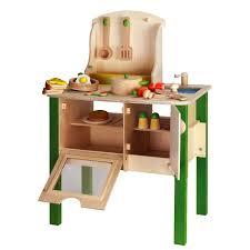 jeu de cuisine fr hape 706920 cuisine en bois wanju amazon fr jeux et jouets
