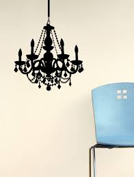 Chandelier Wall Stickers Cg S Back To School Decor Essentials College Gloss