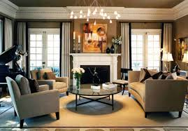 Classic Livingroom Living Room With Fireplace Decorating Ideas Popular With Living