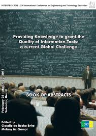 book of abstract of intertech u00272016 by science and education