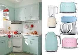retro kitchen appliances revel in retro with vintage and new retro kitchen appliances appliances ideas