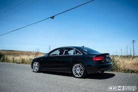 dynamic b8 b8 5 audi s4 lowering springs now available