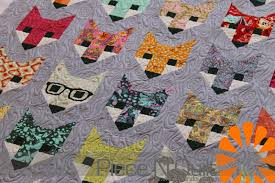 piece n quilt fancy fox quilt
