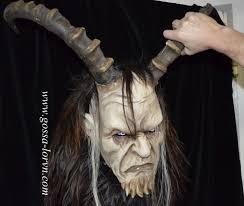 Krampus Costume Krampus Masks