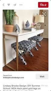 Vanity Ikea Hack Great Idea For A Make Up Table The Table Top Is Ikea U0027s Ekby Alex