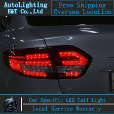 renault fluence trunk car styling for renault fluence sm3 led tail lights 2011 2013