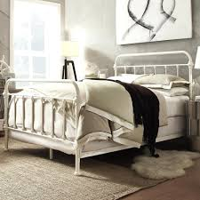 white king size iron bed uniqueness king size iron bed style