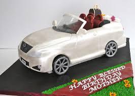 lexus convertible las vegas celebrate with cake lexus convertible car cake