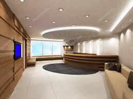 Moderne Wohnzimmer Design Wohnzimmer Gestaltung U2014 Stockfoto 9633297