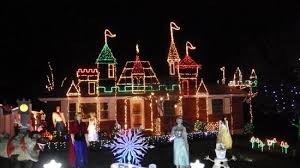 Pleasanton Christmas Lights The Best Neighborhoods To See Holiday Lights In 2014 Via Redfin