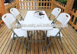 Bbq Tables Outdoor Furniture by Hdpe Picnic Table Hdpe Picnic Table Suppliers And Manufacturers