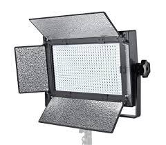 bresser led lg 500 studio panel light 30w 4 600lux bresser