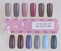 2948 beauty 128 colors soak off uv led nail gel polish base coat