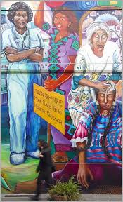 Coit Tower Murals Diego Rivera by 211 Best Mural Inspiration Images On Pinterest Murals East Side