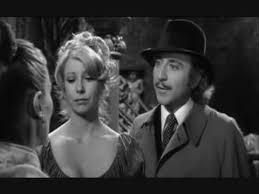 Young Frankenstein Blind Man Frau Blucher Youtube