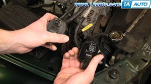 how to install replace ignition coil dodge durango dakota 3 9l 5 2