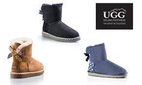 ugg sale groupon ozlana bow ugg boots groupon goods