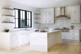 how to touch up white gloss kitchen cabinets white lacquered kitchen cabinets modern kitchen white