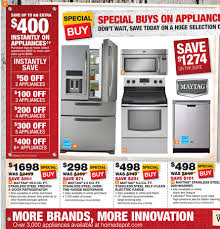 home depot black friday 2016 appliances home depot ad deals for 7 4 7 10 red white u0026 blue savings