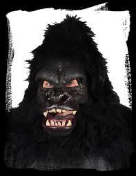 Gorilla Halloween Costume Professional Series Oversized Tree Hugger Gorilla Ape Halloween