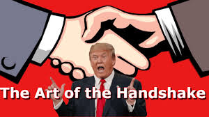 donald trump youtube channel donald trump the art of the handshake youtube