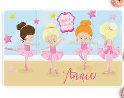 kids placemats mermaid personalized placemat placemats for kids kids
