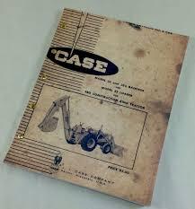 j i case 33 33 s backhoe 33 loader for 580 ck tractor parts