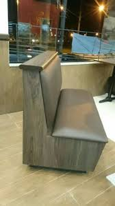 M584 Upholstered Booths U0026 Banquettes Shelby Williams Wel Booth Features Privacy Screen Which Helps
