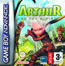 arthur and minimoys gba gameboy advance gba rom download