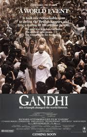 biography of mahatma gandhi summary gandhi film wikipedia