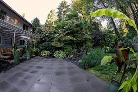 rooftop japanese style garden gardenia landscaping north vancouver