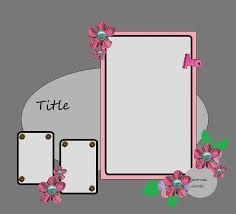free scrapbook templates sanjonmotel