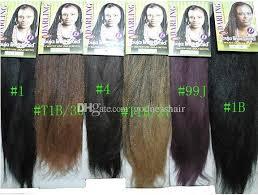 kenyan darling hair short darling synthetic hair abuja lines braid hot water use fiber hair