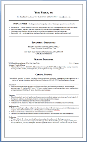Experienced Rn Resume Sample by Interesting Graduate Nurse Resume 8 Sample Nurse Resumes Nicu