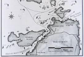 Great Loop Map Great Loop Two Last Dance Maine Isle Au Haut