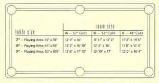 8 Ft Table Dimensions by The Aragorn American Pool Table From Dynamic U2013 8ft Size Pool