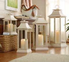 luminara heritage indoor outdoor lantern with flameless candle