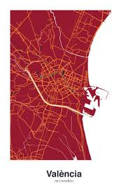 Valencia Spain Map by 248 Best Map Illust Images On Pinterest Illustrated Maps Map